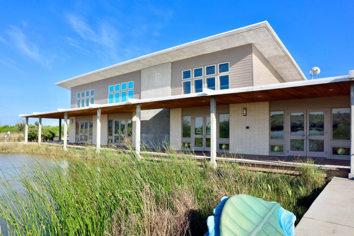Oso Bay Wetlands Learning Center