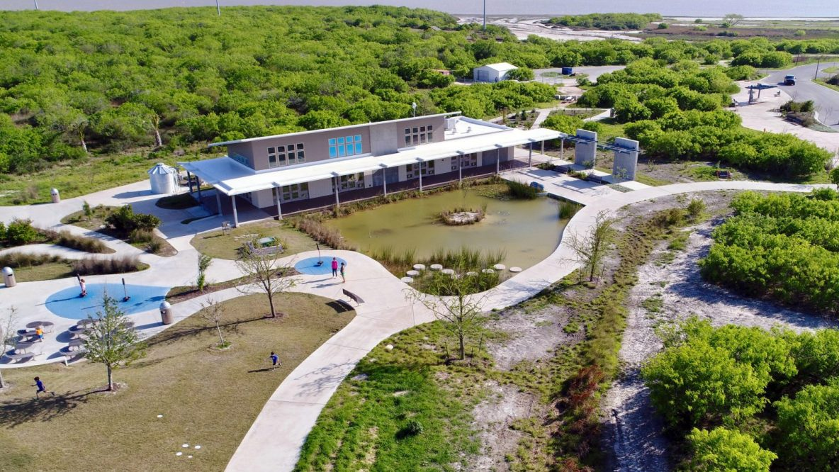 Oso Bay Wetlands Preserve Learning Center