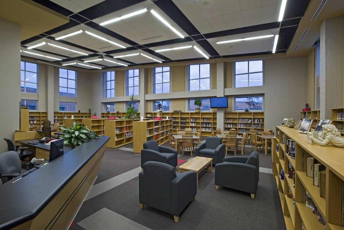 West Oso High School - WKMC Architects