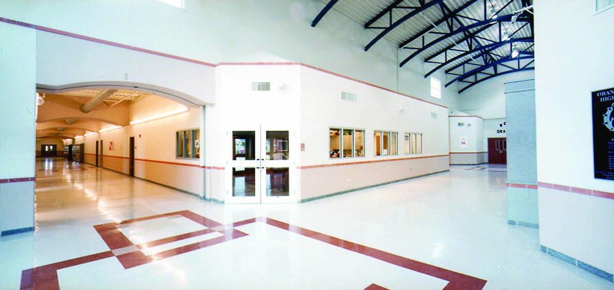 Orange Grove High School WKMC Architects